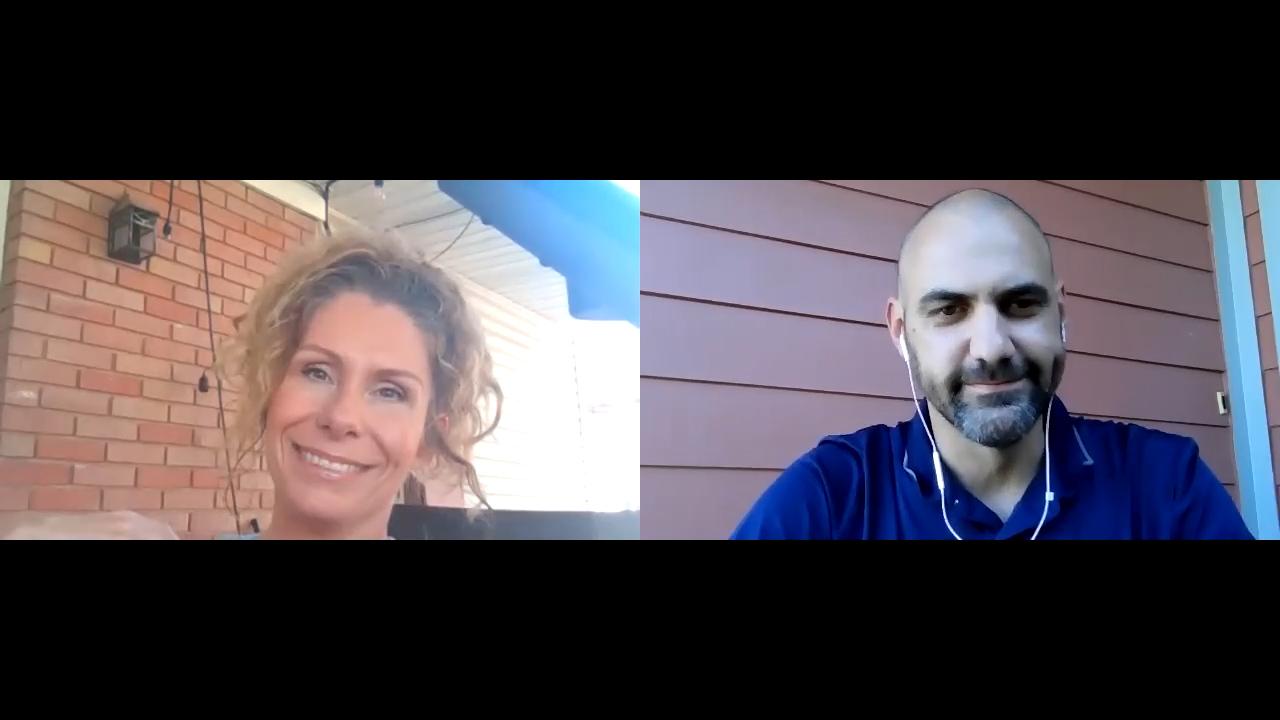 Staying Fit During Quarantine With Jodi Jordan Plan Wisely